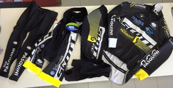 Nuova collezione Invernale 2016 Team Scott Pasquini !!!