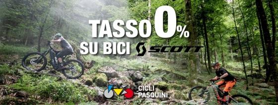 PROMO Tasso Zero  bici Scott !!!